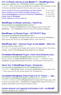 best-wordpress-forum-Google